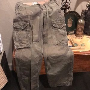 American Eagle Outfitters Camouflage Cargo pants